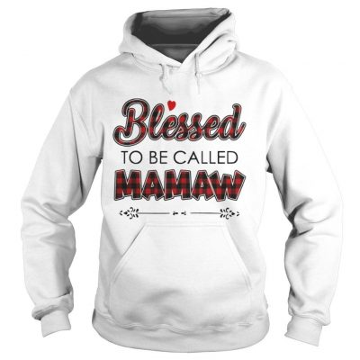 Blessed to be called Mamaw Sweater Ladies V-Neck