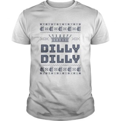 Dilly Dilly Christmas shirt