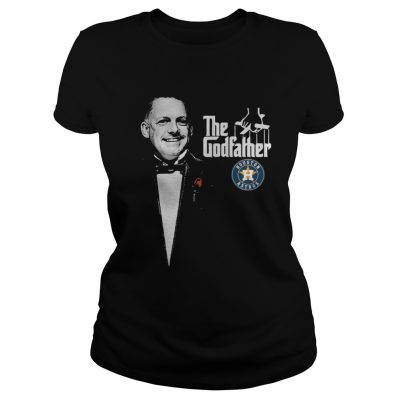 Andrew Jay Hinch The Godfather Houston Astros shirt Classic Ladies Tee