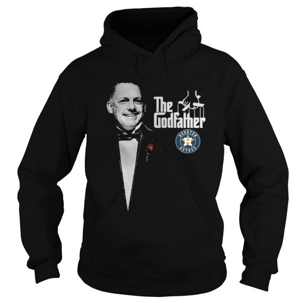 Andrew Jay Hinch The Godfather Houston Astros shirt Hoodie
