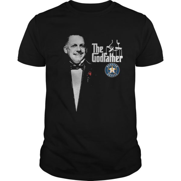 Andrew Jay Hinch The Godfather Houston Astros shirt