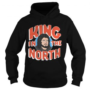Game of Thrones King Of The North Jon Snow hoodie