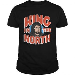 Game of Thrones King Of The North Jon Snow unisex