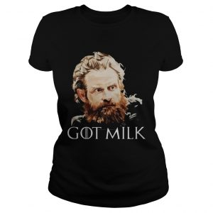 Tormund Giantsbane GOT Milk ladies tee