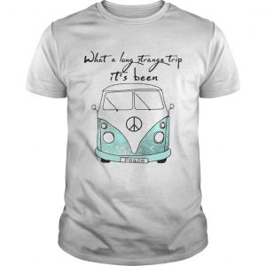 What a long strange trip its been Hippie unisex