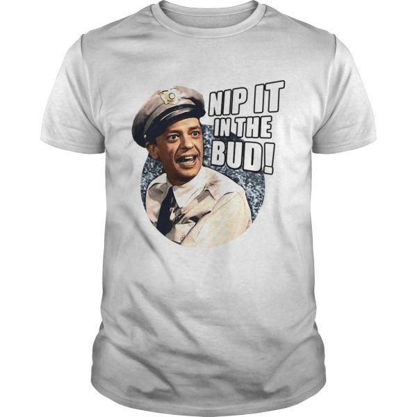 Andy Griffith Icon Nip It Adult  Unisex