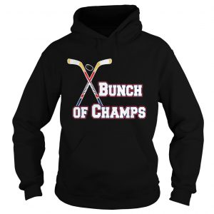 Bunch Of Champs Hockey hoodie