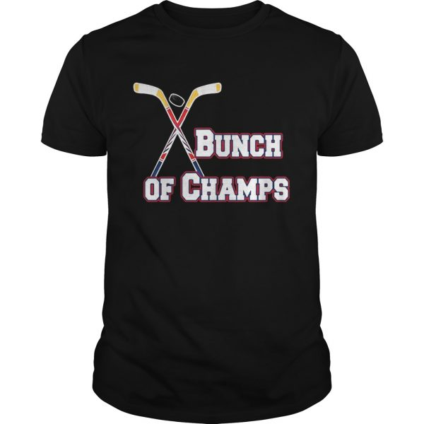 Bunch Of Champs Hockey T-shirt