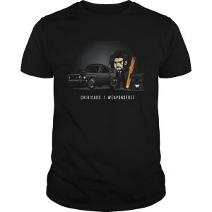 John Wick and his dog Chibicars X Weaponsfree  Unisex