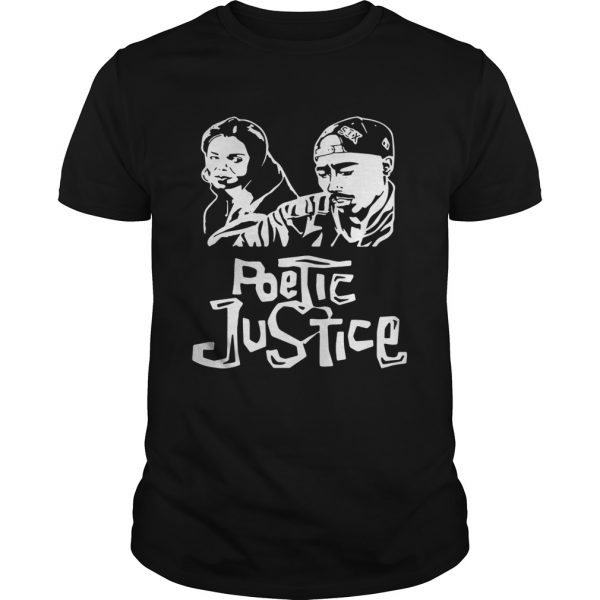 Poetic Justice 2Pac shirt
