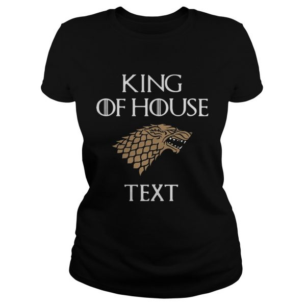 Game of Thrones king of house cruise  Classic Ladies