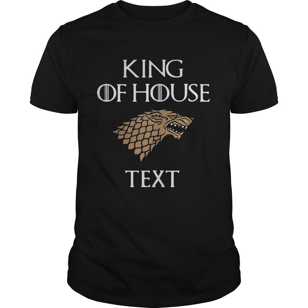 Game of Thrones king of house cruise  Unisex