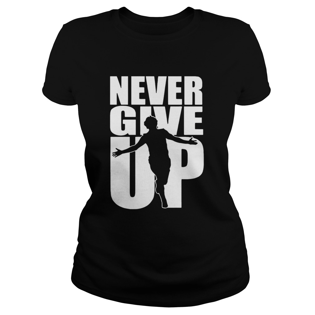 f0c6aa32129 Salah Never Give Up Liverpool Fc Women Tshirt - Funny T-Shirts Store ...
