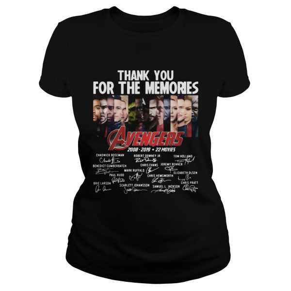 11 years of Avengers thank you for the memories  Classic Ladies