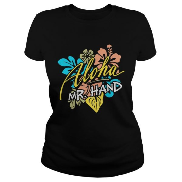 Aloha MrHand Vacation Summer Vacation Flower  Classic Ladies