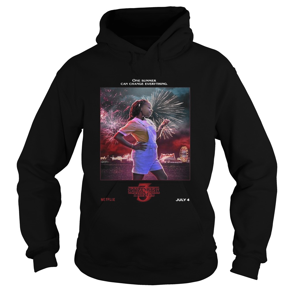 Erica One Summer Can Change Everything Stranger Things  Hoodie