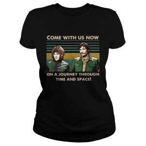 Come with US now on a Journey through time and space vintage  Classic Ladies