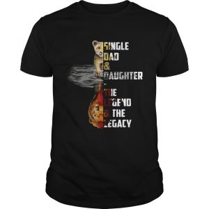 Single dad and daughter the legend and the legacy Simba The Lion King  Unisex