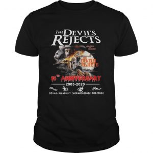 The Devils Rejects 15th anniversary  Unisex