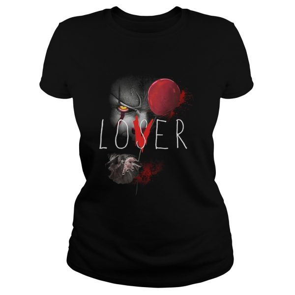 It pennywise lover loser  Classic Ladies