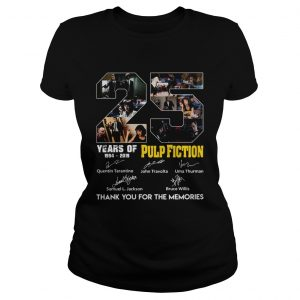 25 Years of Pulp Fiction thank you for the memories  Classic Ladies