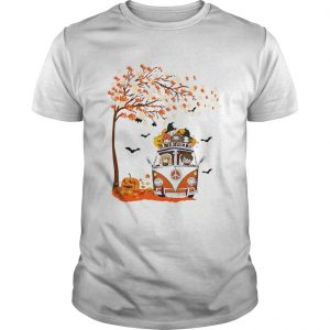 Harry Potter driving car autumn Halloween  Unisex