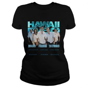 Hawaii Fiveo 2010 2019 9 seasons 218 episodes  Classic Ladies