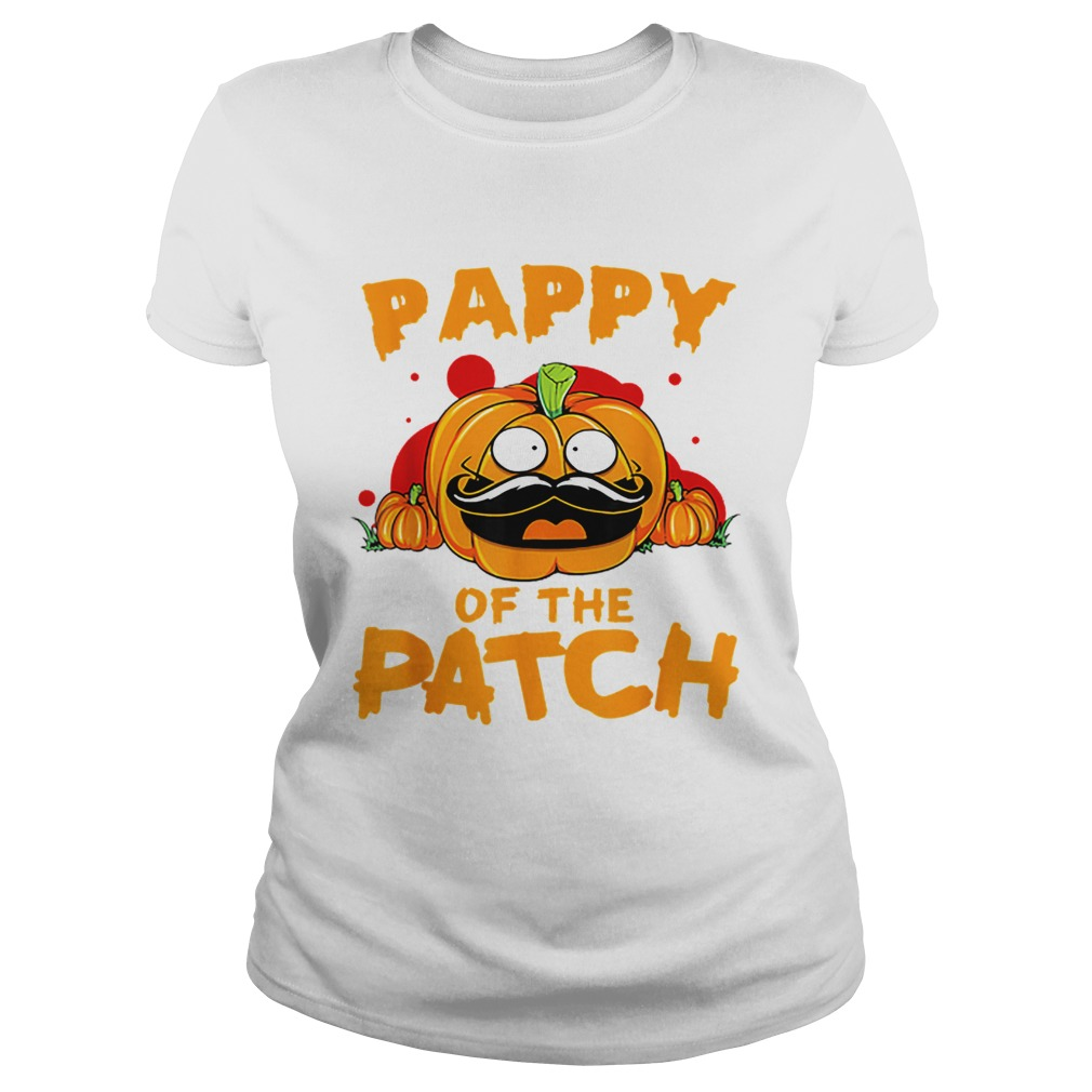 Mens Papp of the Patch Family Halloween 2019 gifts  Classic Ladies