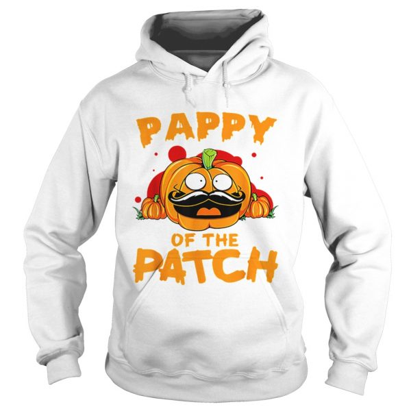 Mens Papp of the Patch Family Halloween 2019 gifts  Hoodie