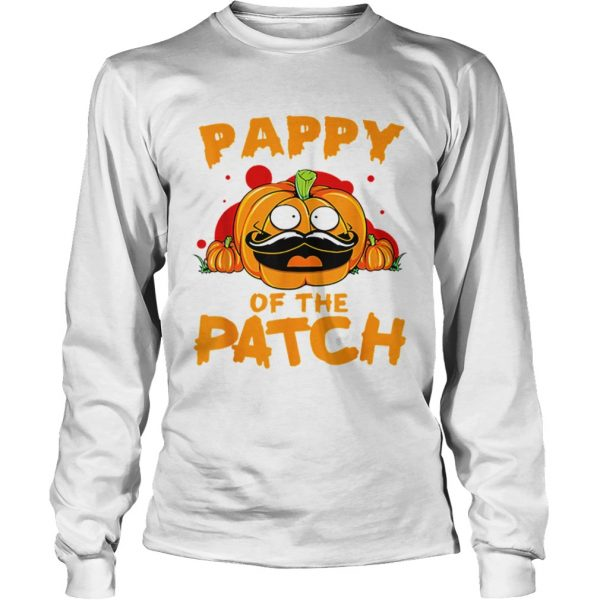 Mens Papp of the Patch Family Halloween 2019 gifts  LongSleeve