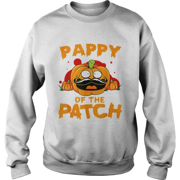 Mens Papp of the Patch Family Halloween 2019 gifts  Sweatshirt