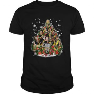 Richmond Tigers Players Christmas Tree Shirt Unisex