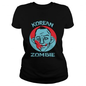 The Korean Zombie T Classic Ladies