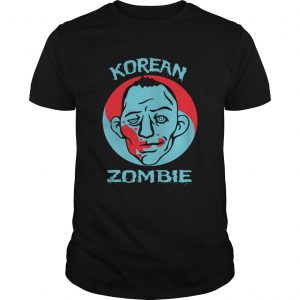 The Korean Zombie T Unisex