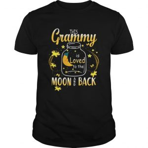This Grammy Is Loved To The Moon And Back TShirt Unisex