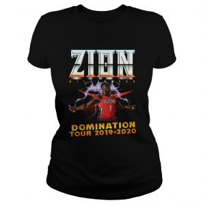 Zion Williamson Domination tour 2019 2020  Classic Ladies
