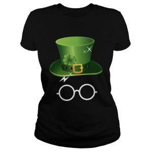 Harry Potter Happy St Patricks Day  Classic Ladies