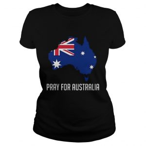 Pray for Australia Forest Fires  Classic Ladies