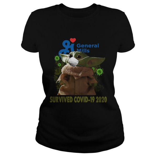 Baby Yoda General Mills Survived Covid 19 2020  Classic Ladies