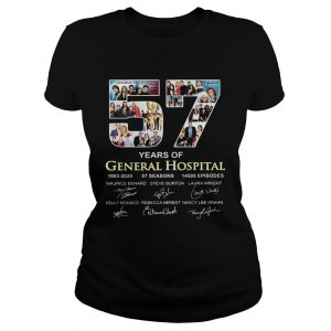 57 Years Of General Hospital 1963 2020 57 Seasons 14588 Episodes Signatures  Classic Ladies