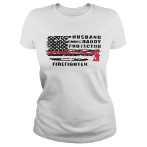 Good Husband Daddy Protector Firefighter  Classic Ladies