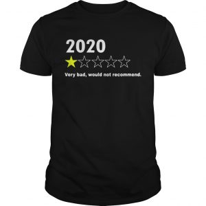 2020 Very Bad Would Not Recommend  Unisex
