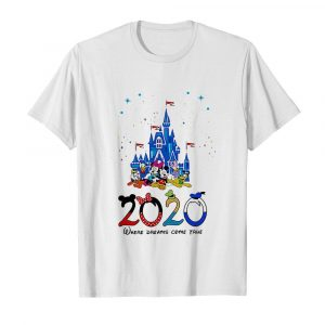 Disney family 2020 where dreams come true  Classic Men's T-shirt