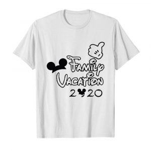 Mickey mouse ear family vacation 2020  Classic Men's T-shirt