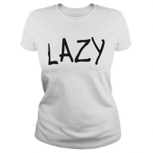 Lazy Womens Loose Fit  Classic Ladies