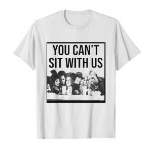 Halloween hocus pocus you can't sit with us  Classic Men's T-shirt