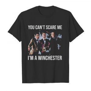 You can't scare me i'm a winchester  Classic Men's T-shirt