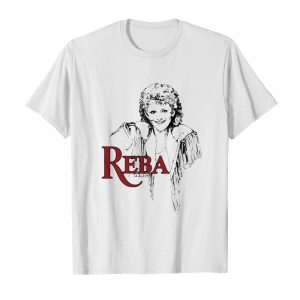 reba art vintage  Classic Men's T-shirt