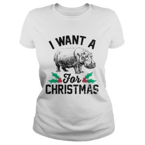 I Want A Hippopotamus For Christmas  Classic Ladies