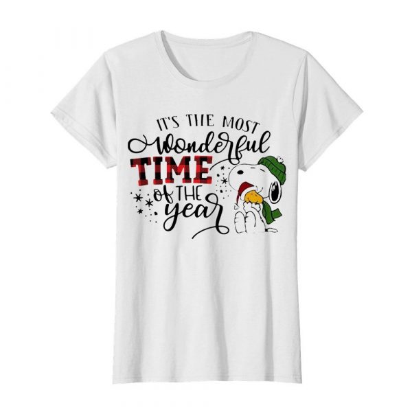 It's The Most Wonderful Time Of The Year  Classic Women's T-shirt